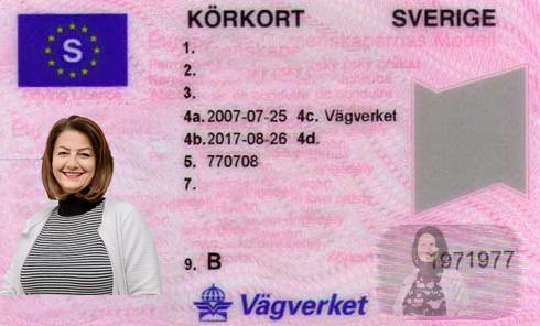 körkortstillstånd c kort